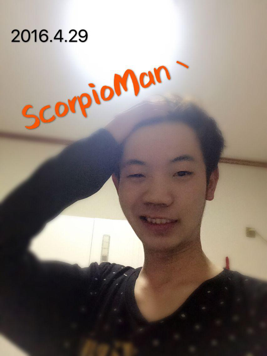 ScorpioMan丶
