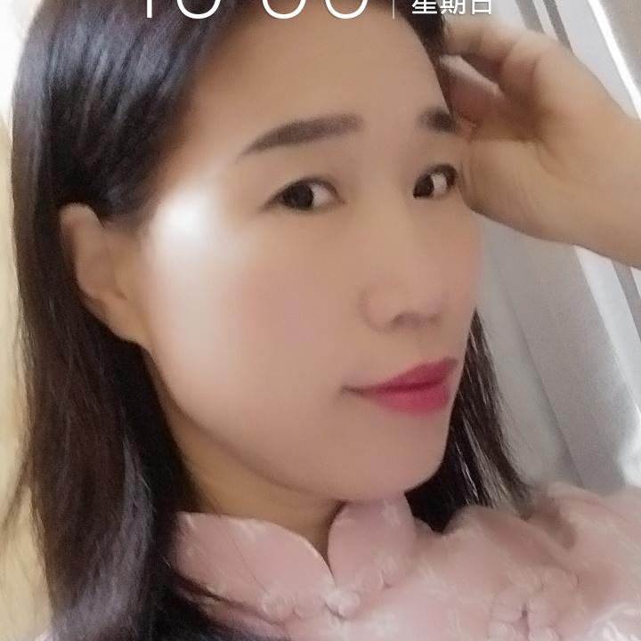 素颜为谁妆