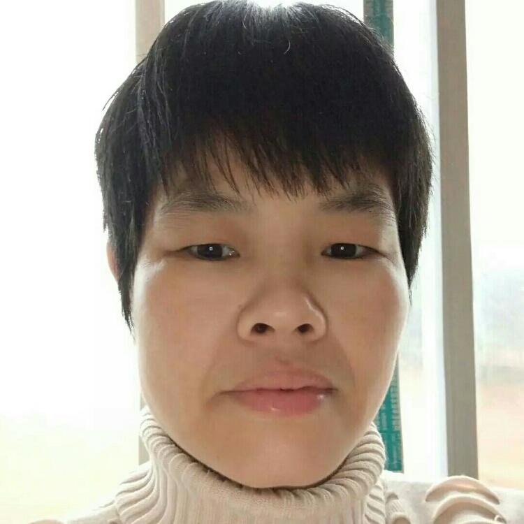 短头发的女人